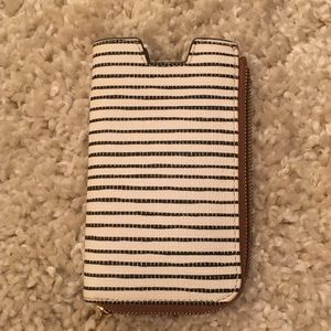 Fossil wallet phone case
